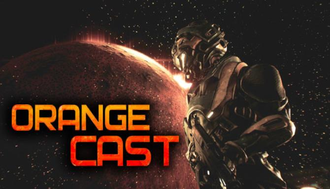 Orange Cast Sci-Fi Space Action Game-CODEX