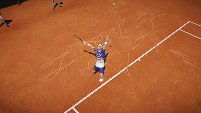 Tennis World Tour 2 Update v1 0 3349 incl DLC PC Crack