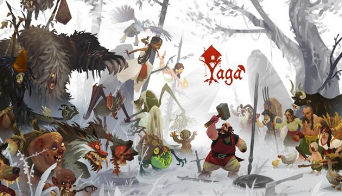 Yaga Bad Fate Update v1 2 27 Free Download