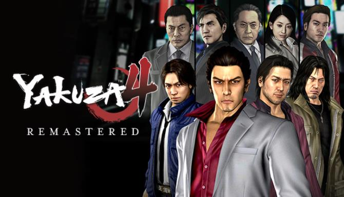 Yakuza 4 Remastered Free Download
