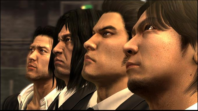 Yakuza 4 Remastered PC Crack