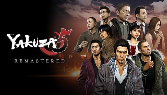 Yakuza 5 Remastered-CODEX