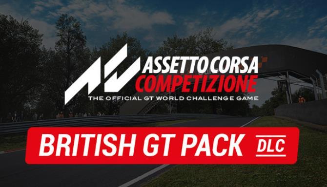 Assetto Corsa Competizione British GT Pack Free Download