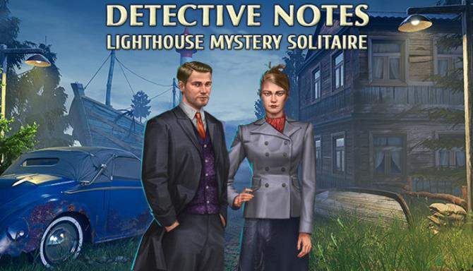 Detective Notes Lighthouse Mystery Solitaire Free Download