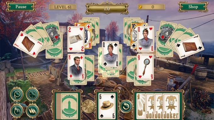 Detective Notes Lighthouse Mystery Solitaire Torrent Download