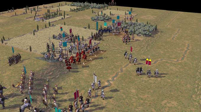 Field of Glory II v1.5.34 PC Crack