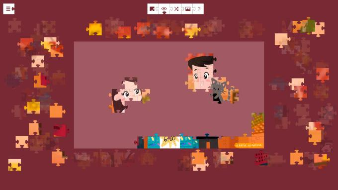 How Buddy's parents met - a jigsaw puzzle tale PC Crack