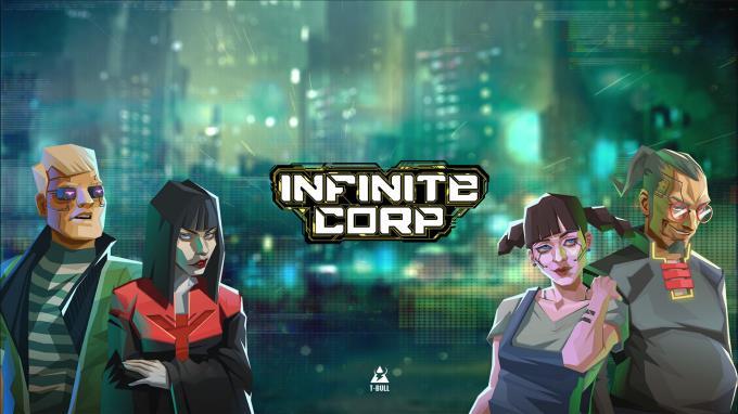 InfiniteCorp Cyberpunk Revolution Torrent Download