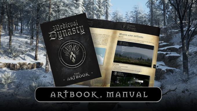 Medieval Dynasty Digital Supporter Edition v0.3.1.4 PC Crack