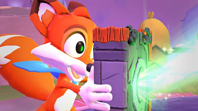 New Super Luckys Tale Torrent Download