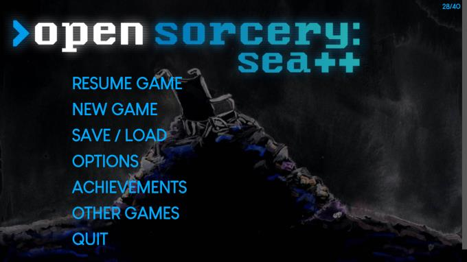 Open Sorcery: Sea++ Torrent Download
