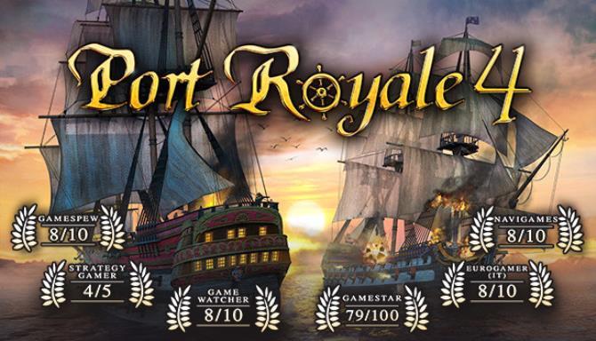 Port Royale 4 Update v1 4 Free Download