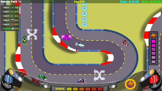 Sprint Racer Torrent Download