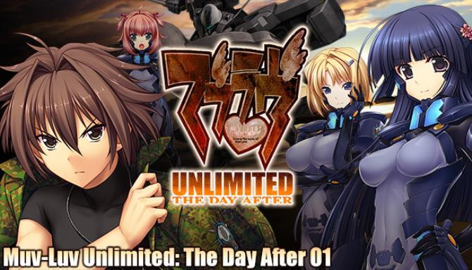 [TDA01] Muv-Luv Unlimited: THE DAY AFTER - Episode 01 Free Download