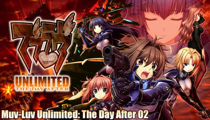 [TDA02] Muv-Luv Unlimited: THE DAY AFTER - Episode 02 Free Download