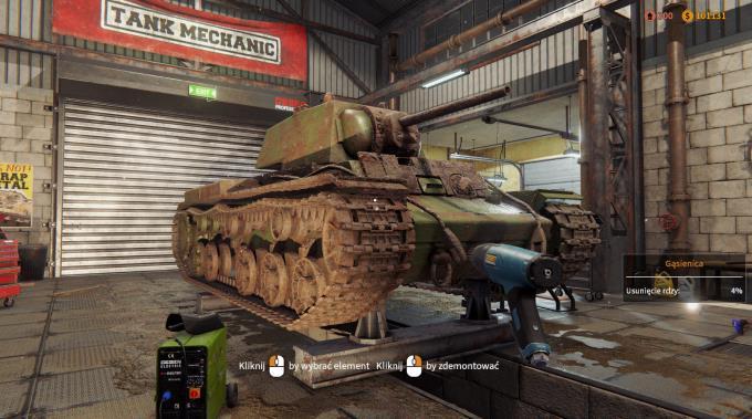 Tank Mechanic Simulator v1 2 0 Torrent Download