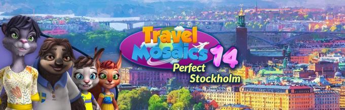 Travel Mosaics 14 Perfect Stockholm Free Download
