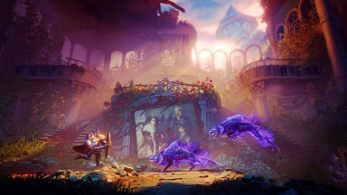 Trine 4 The Nightmare Prince Melody of Mystery Update Build 8681 PC Crack