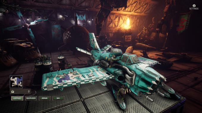 Warhammer 40000 Dakka Squadron Flyboyz Edition PC Crack