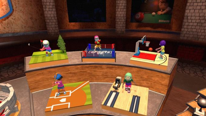 All-In-One Sports VR Torrent Download