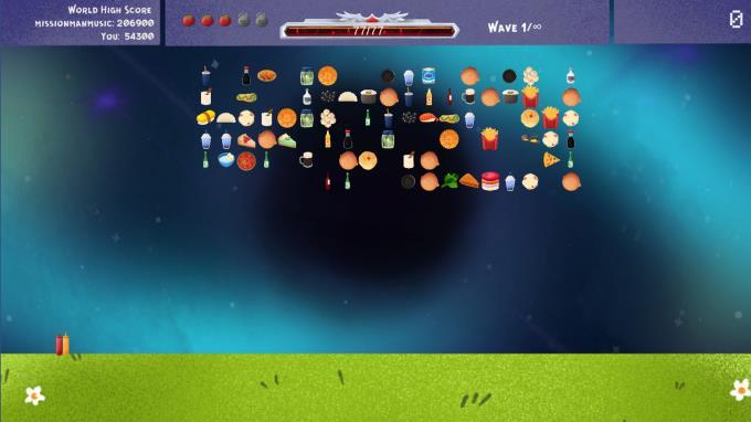 Blurple Food Wars PC Crack