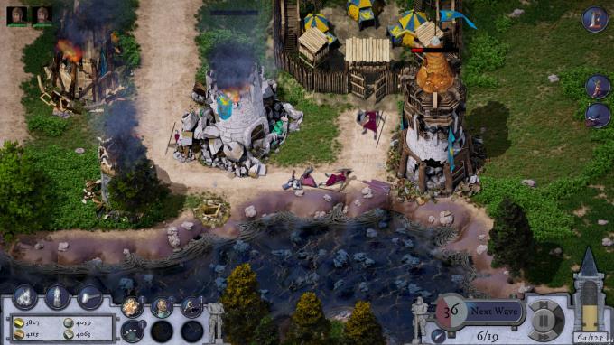 Empires in Ruins PC Crack