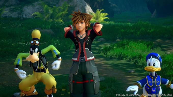Kingdom Hearts III and Re Mind Torrent Download