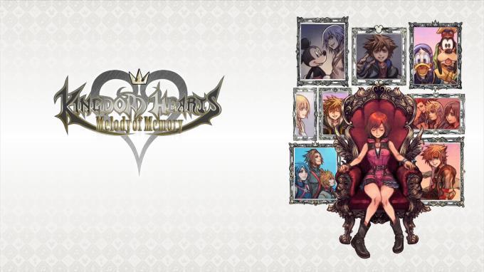 Kingdom Hearts Melody of Memory Free Download