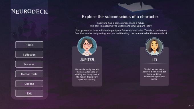 Neurodeck : Psychological Deckbuilder v1.0.6 PC Crack