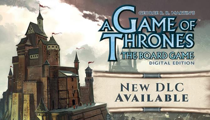 A Game of Thrones The Board Game Digital Edition Free Download