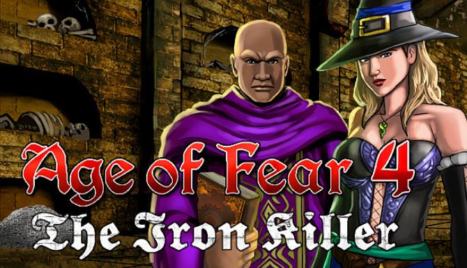 Age Of Fear 4 The Iron Killer Free Download