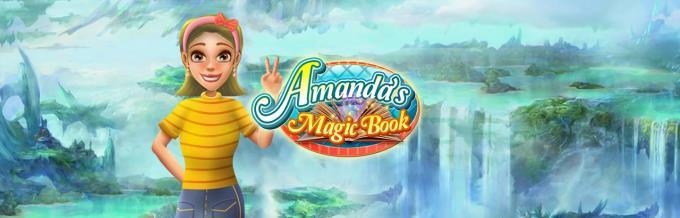 Amandas Magic Book 3 The Spirit World Free Download