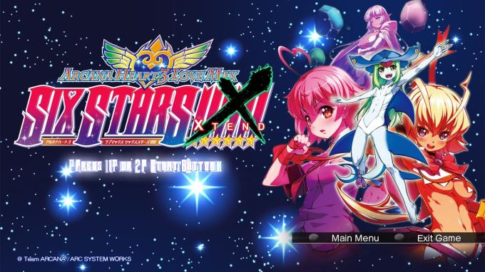Arcana Heart 3 LOVEMAX SIXSTARS XTEND Torrent Download