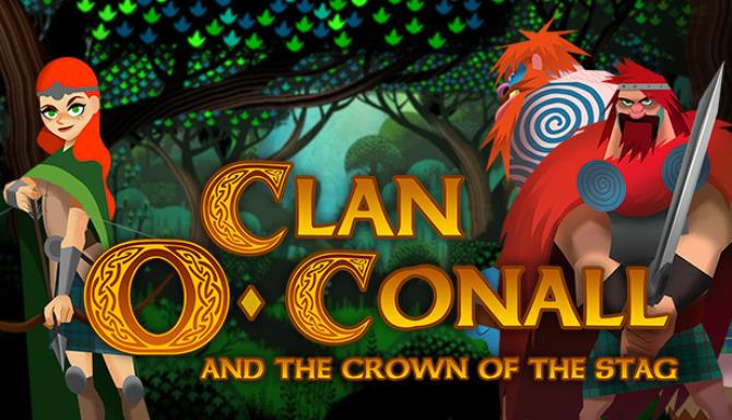 Clan OConall and the Crown of the Stag Free Download