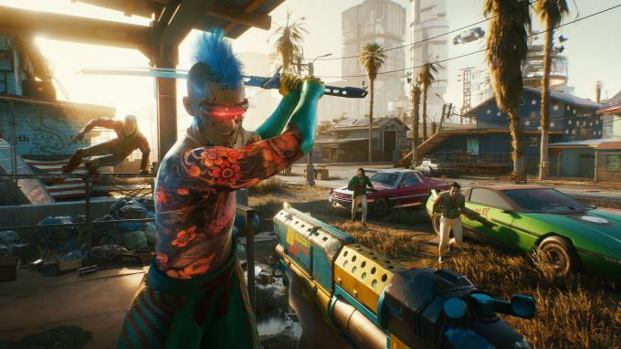 Cyberpunk 2077 Update v1 21 PC Crack