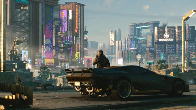 Cyberpunk 2077 Update v1 21 Torrent Download