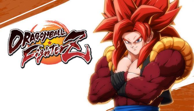 DRAGON BALL FIGHTERZ Gogeta SS4 Free Download
