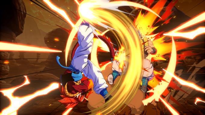 DRAGON BALL FIGHTERZ Gogeta SS4 Torrent Download