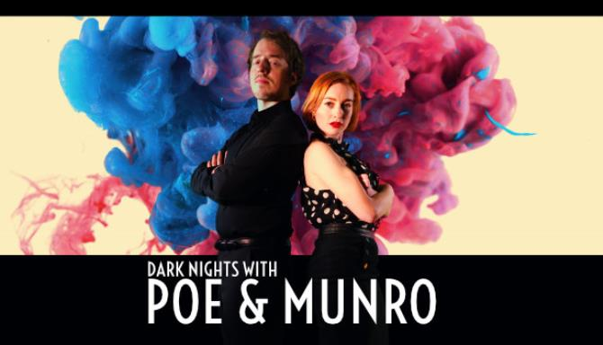 Dark Nights with Poe and Munro Update v1 0 5 Free Download