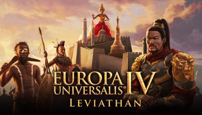 Europa Universalis IV Leviathan Update v1 31 1 Free Download