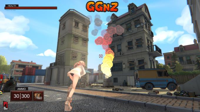 Girls Guns And Zombies PC Crack