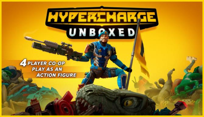 HYPERCHARGE Unboxed Anniversary Free Download