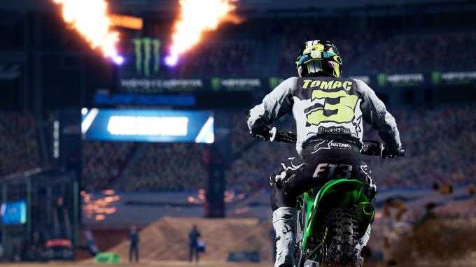 Monster Energy Supercross The Official Videogame 4 Update v1 05 incl DLC PC Crack
