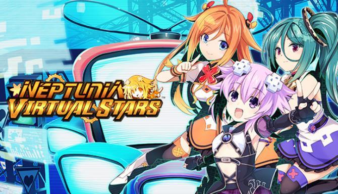 Neptunia Virtual Stars Update v20210407 incl DLC Free Download