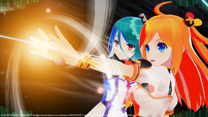 Neptunia Virtual Stars Update v20210407 incl DLC PC Crack