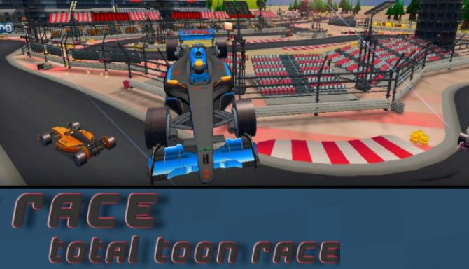 Race Total Toon Race-DARKZER0