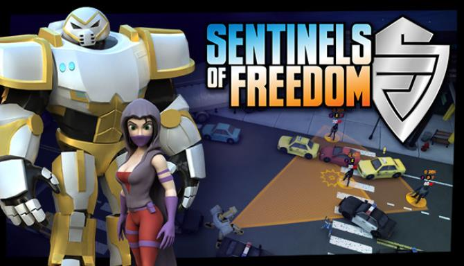 Sentinels of Freedom Chapter 2 Free Download