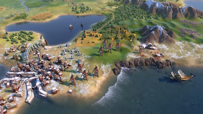 Sid Meiers Civilization VI New Frontier Pass Portugal Update v1 0 12 9 Torrent Download