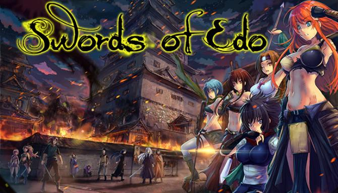 Swords of Edo Kinetic Novel-DARKZER0