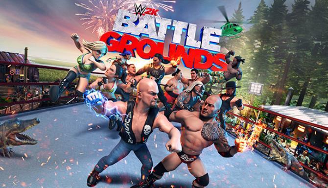 WWE 2K Battlegrounds Update v1 6 0 5 Free Download
